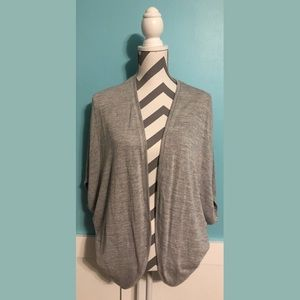 NWT Old Navy Shrug-Style Open-Front Sweater